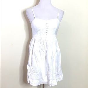 American Eagle White Mini Dress